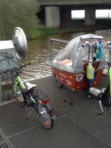 Vélos flottants