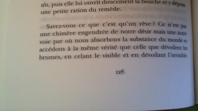"""Extrait de """"la vie des elfes"""" de Muriel Barbery"""